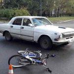 Смертельное ДТП в Макеевке с участием «Волги» и велосипедиста