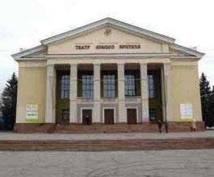 В Театре Юного зрителя Макеевки стартовал проект «Театральное закулисье»
