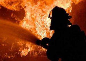 Крупный пожар в Макеевке и резонансное убийство