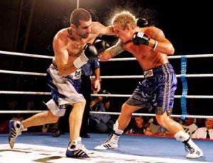 Соревнования по боксу в Макеевке