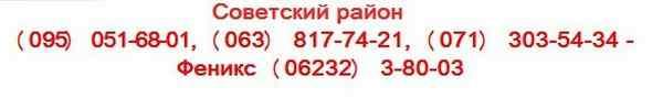 Телефоны скорой помощи Макеевки