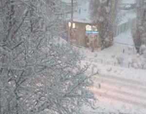 Макеевку занесло снегом, в пятницу 4 января 2019 года