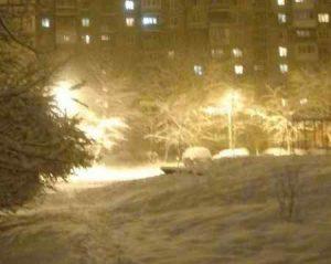 Макеевку занесло снегом, чего ждать завтра?