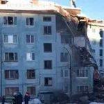 В Макеевке рухнула очередная крыша в поселке 21-БИС