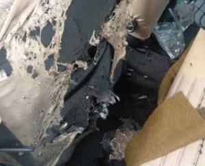 Подробности утреннего взрыва в Макеевке