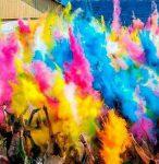 Фестиваль красок в Макеевке