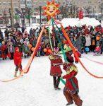 Праздничная ярмарка в Макеевке