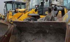 Подготовка спецтехники к зиме в Макеевке